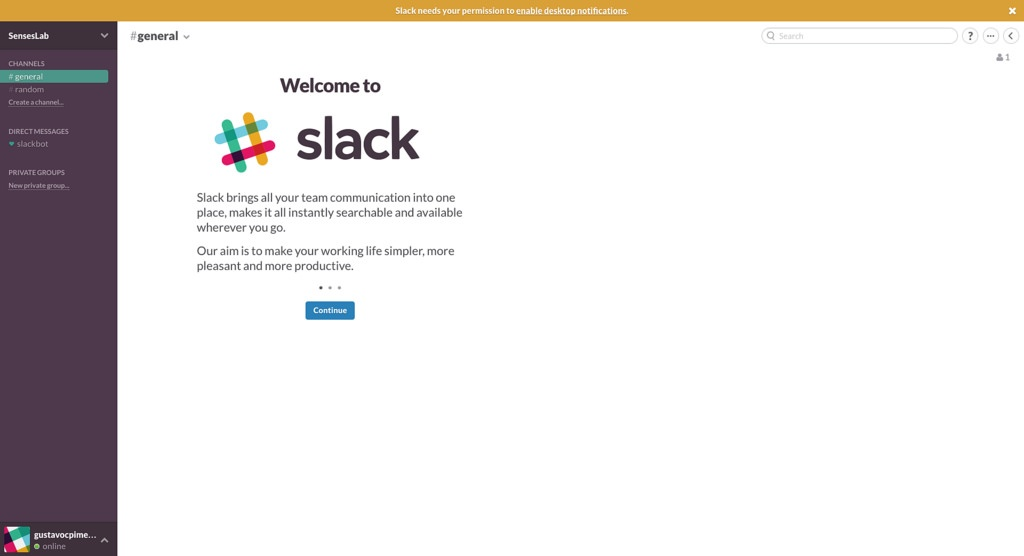 slack follow user research process